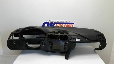 14 2014 BMW 328i OEM DASH ASSEMBLY WITHOUT HUD BLACK WITH DASH BAG