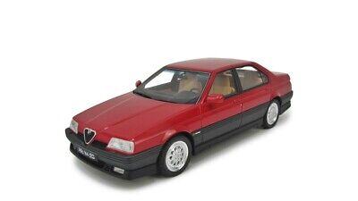 1:18 Alfa Romeo Alfa 164 3.0 V6 Q4 - 1993 - Rosso