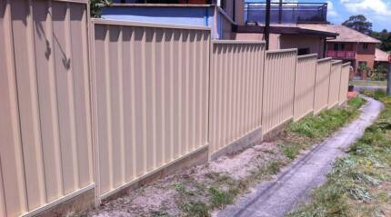 Colorbond Fence Co.