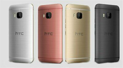 New *UNOPENED* Int'l Ver. HTC One M9 (Unlocked) Smartphone / Black / 32GB