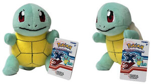 Factory sealed Pokemon XY Tomy USA Squirtle