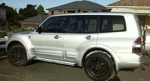 2002 Mitsubishi Pajero Exceed Rouse Hill The Hills District Preview
