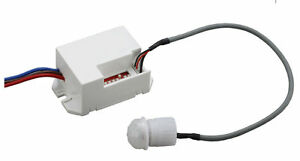 Mini Motion Sensor Ebay