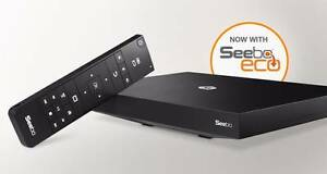 Seebo Maxx TV Media Streamer, Twin tuner, 500GB HDD - Sept only Oxenford Gold Coast North Preview