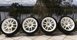 """18"""" Work Emotion CR Kai """"Brand New Condition"""" Maylands Bayswater Area Preview"""