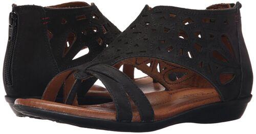 eb2876e274f Cobb Hill by Rockport Jordan-CH Sandals| CDD02BK | Black | eBay