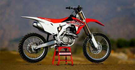 BRAND NEW 2016 Honda CRF450R