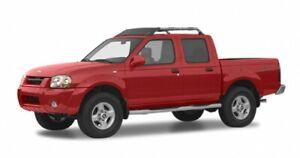Recherche Nissan Frontier 2001 à 2004 accidenté