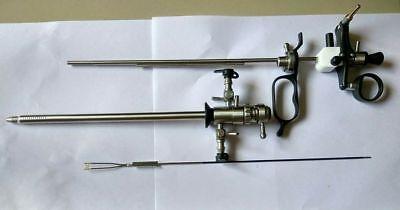 Hysteroscope Turp Resectoscope Sheath Set Endoscopy Working Element Passive