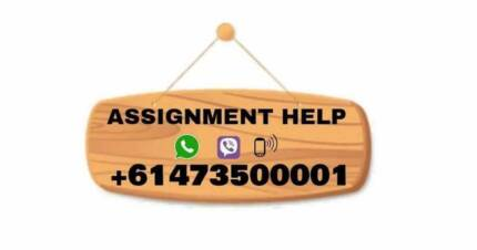 Australia's Leading Assignment Help Company