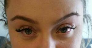 Eyelash extensions  $50 Caroline Springs Melton Area Preview