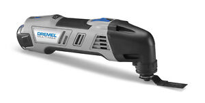 Dremel 8300 12-Volt Cordless Multi-Max Oscillating Tool Kit w/Case & Accessories