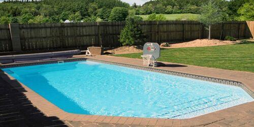 Fiberglass in ground pools Large 15 X 33  - Depth 7 feet  50 YEAR WARRANTY