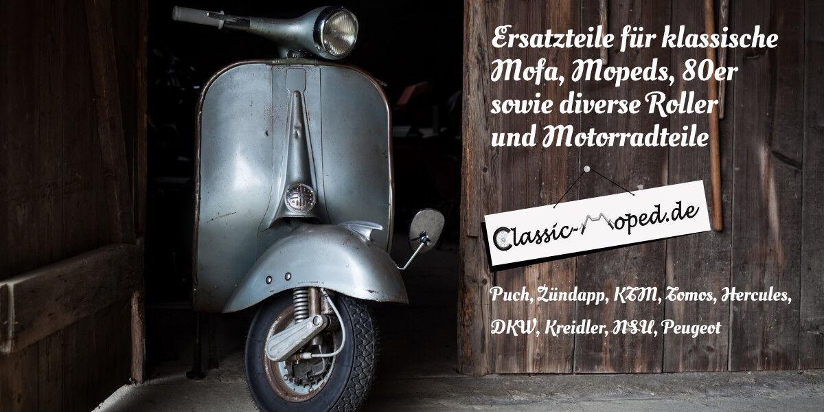 Classic-Moped WebShop