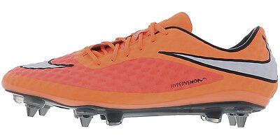 Nike Hypervenom Phantom SG Pro Skin Soccer Cleats Boots With Bag Size 6 Futbol