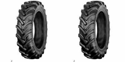 6.00-16 Tractor Tires R1 Farm Tractor 2 Tire Tube 6.00x16 600-16 600x16 Lug