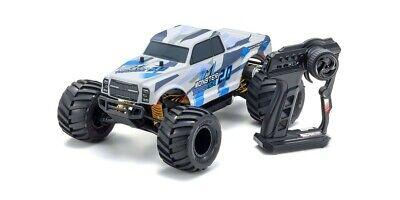 Kyosho Monster Tracker Factory-Assembled RC Monster Truck 34404T1
