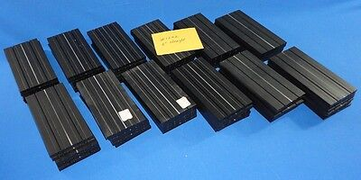 ATLAS HO MOTORING SLOT CAR RACING TRACK LOT 6 INCH STRAIGHT ROADWAY 72 PIECES for sale  Shipping to India