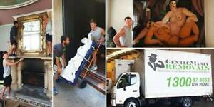 Gentlemanly Removals (FREE First Hour)