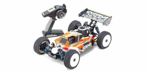 Kyosho 33021 INFERNO MP9 TKI4 V2 .21 Engine Powered 4WD Racing Buggy Readyset