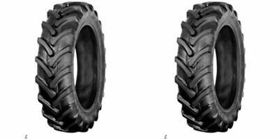 Two 8-16 Lrc Lug Tires Fit Power King Kubota Tubeless