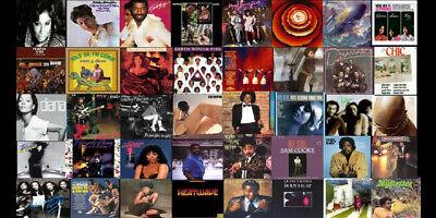 $5 Vinyl Records- No Limit- You Choose...R&B- Funk- Soul- Disco- & More!