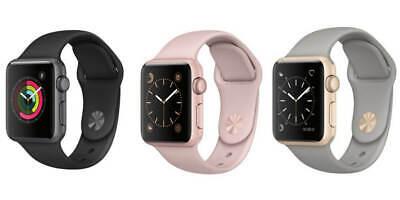 Apple Watch 42mm Series 2 Aluminum GPS with Sport Band (Aluminum Gps)