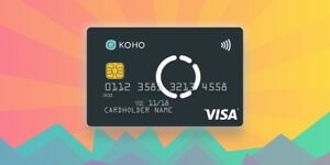 Free $50, Free Visa card, Free no fee account