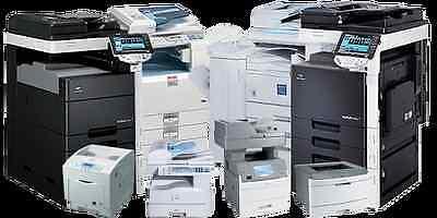 Copy-Print-Scan-Fax