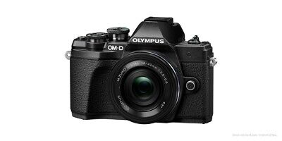 Olympus E-M10 mark iii - Black - With 14-42 mm Lens