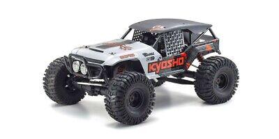 Kyosho FO-XX 2.0 1:8-scale RTR (ReadySet) Nitro RC Hill Climber - 33154