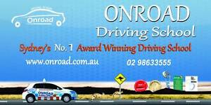 Driving School Horsnby, Hornsby Heights, Driving, Lesson Instruct Ryde Ryde Area Preview