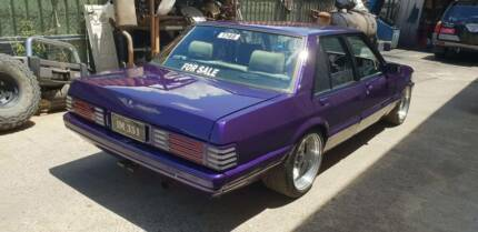 XF falcon turbo Fyshwick South Canberra Preview