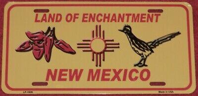 Nummernschild NEW MEXICO 30x15cm USA Autoschild License Plate Blechschild