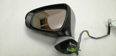 Silver Driver Side View Mirror Blind Spot Memory PM Fits 15-18 Lexus RC350 OEM
