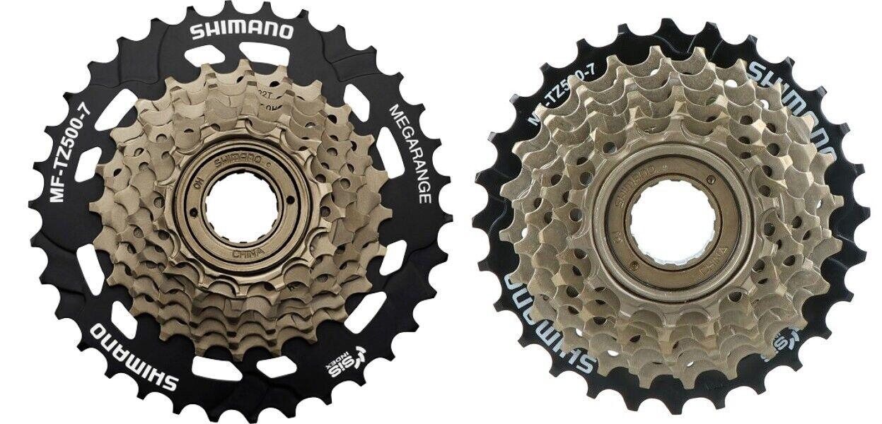 Fahrrad Verschleißset Shimano Kassette CS-HG41 8 Fach 11//34 Kette HG40