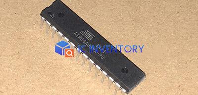 10pcs Atmega88pa-pu Dip-28 Microcontroller Mcu 8 Bit 20mhz New