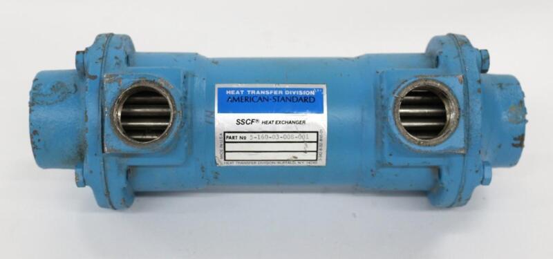 American-Standard SSCF 5-160-03-008-001 Heat Exchanger