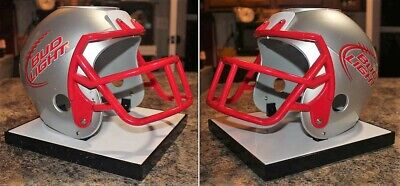 Bud Light Beer Tube Beverage Dispenser Football Helmet Lk Osu Colors