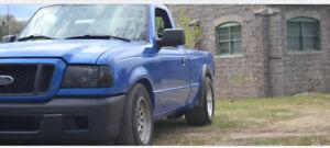 Ford ranger 2006 custom