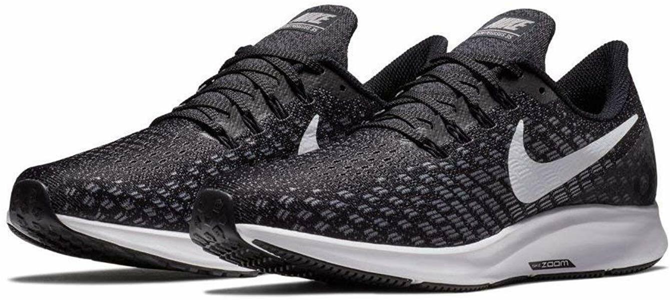 Nike Air Zoom Pegasus 35 TB Mens AO3905 001 Black Grey Running Shoes Size 12