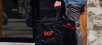 SKIPTHEDISHES● FLEXIBLE HOURS ● FOOD DELIVERY
