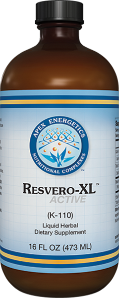 APEX ENERGETICS Resvero-XL™ Active (K110)