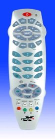 RCX4 Universal Remote Control The RCx4 replaces up four devices incl