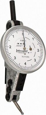 Interapid 0.016 Inch Range 0.0001 Inch Dial Graduation Horizontal Dial Tes...