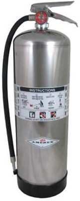 Fire Extinguisher 2a Water 2-12 Gal. 24-12h Amerex 240