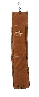 Leather Welding Rod Holder Electrode Bag - Up To 5 Lb Capacity