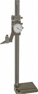 Value Collection 12 Stainless Steel Dial Height Gage 0.001 Graduation Dial...