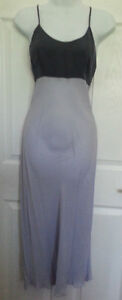 100% SILK Long Chemise Nightgown - NEW