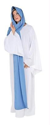 Erwachsene Mary Krippenspiel Religiös Kostüm UR28823 Neu